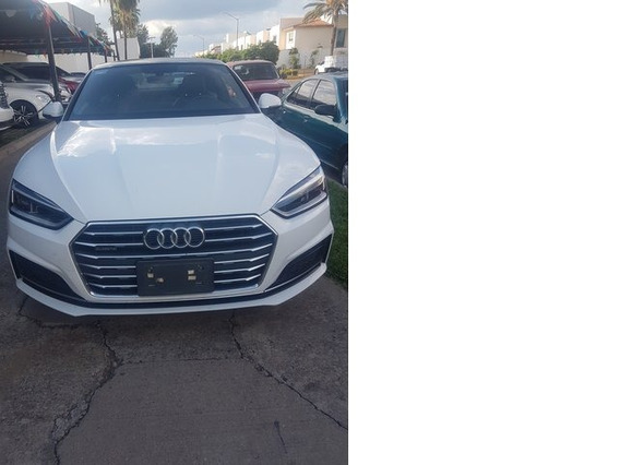 Audi A5 2.0t S Line Quattro 2018 Seminuevos
