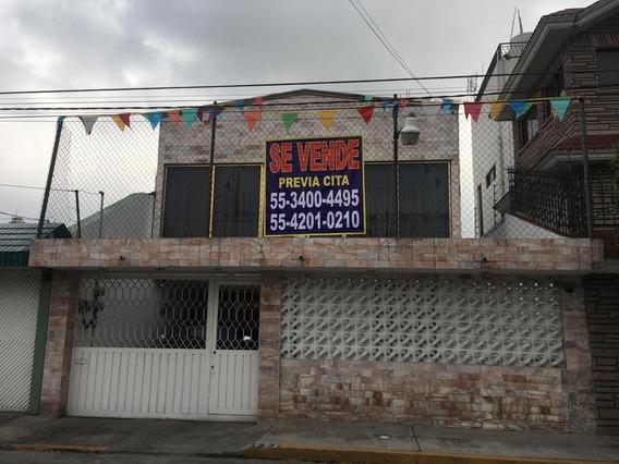 Calle 625 - San Juan De Aragon (iv - V Sección)- Vendo Casa