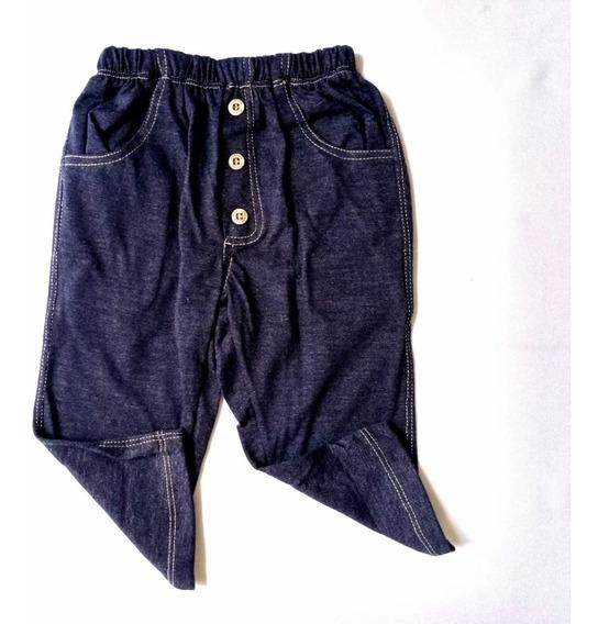 Pantalón Tipo Jean, Niño - Latina