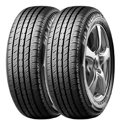 Kit 2 Neumáticos Dunlop 205 65 R15 Touring T1 Ford Eco Sport