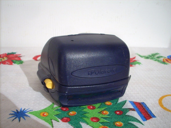 Antigua Camara Instantanea Polaroid 600 Coleccionable