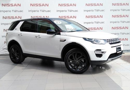 Land Rover Luxury 2019, Como Nueva, Crédito, Garantía