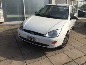 Ford Focus 1.8 I Lx 2002 Pocos Km Impecable Estado