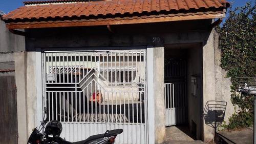 Casa Com 3 Dormitórios À Venda, 90 M² Por R$ 350.000,00 - Nova Arujá - Arujá/sp - Ca0556