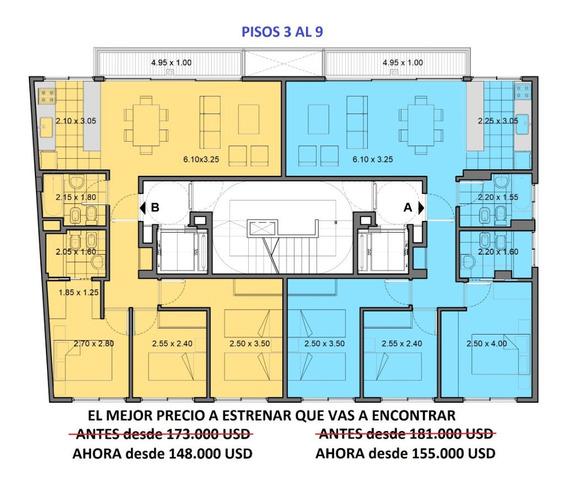 San Juan 2302 Expensas Y Precios Bajos, Venta Directa.