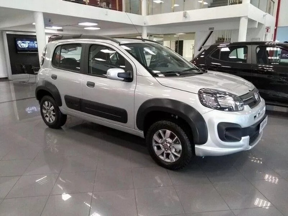 Fiat Uno 0km Retira Con $84.600 Y Cuotas Tomo Usados A-