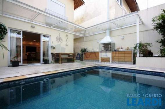 Casa Em Condomínio - Planalto Paulista - Sp - 584593