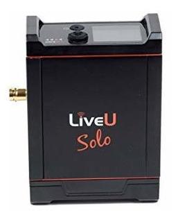 Liveu Solo Inhalámbrico Live Video Streaming Encoder, Sd ©