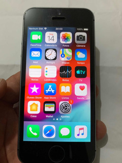 iPhone 5s 16gb Seminovo