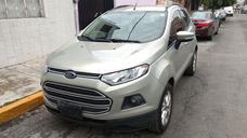 Ford Ecosport Trend Factura Original Único Dueño Excelente