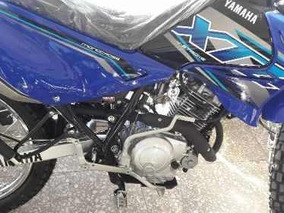 Yamaha Xtz 125 0km. Bb Motonautica