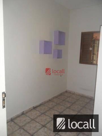 Casa Residencial À Venda, Residencial Gabriela, São José Do Rio Preto - Ca0135. - Ca0135
