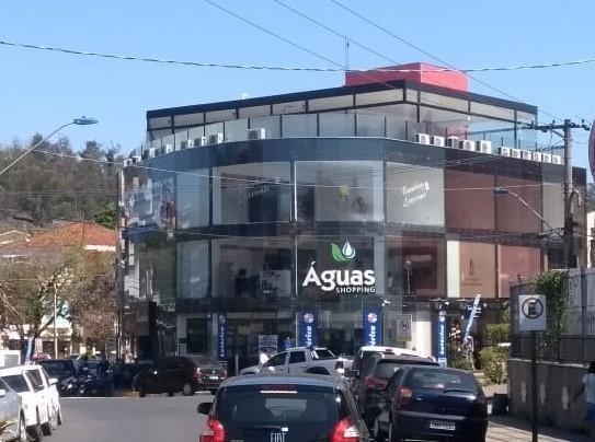 Sala Comercial Para Venda E Locação, Centro, Águas De São Pedro. - Sa0020