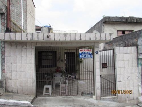 Casa Para Alugar No Cangaiba - Ca00292 - 68997004