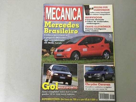 Revista Oficina Mecânica N.o 131 - Agosto 1997