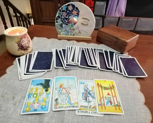 Lectura Tarot  Honesta A Distancia Via Whatsapp Amor Trabajo