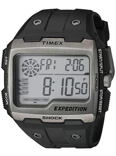 Reloj Timex Tw4b02500 Digital Pra Caballero Original