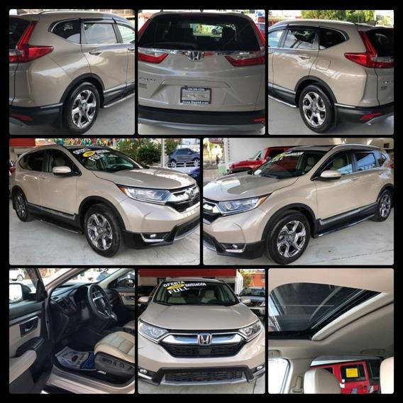 Honda Cr-v Ex Americana