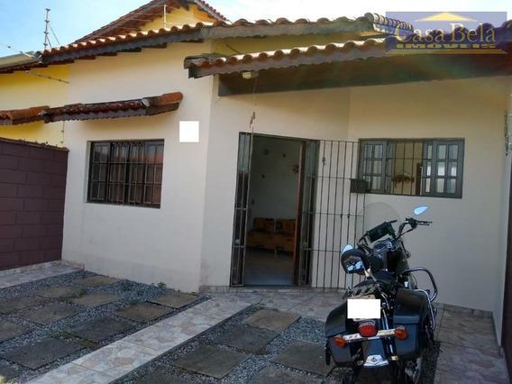 Casa Com 2 Dormitórios Para Alugar Para Temporada, 68 M² Por R$ 700/dia - Jardim Cibratel - Itanhaém/sp - Ca2194