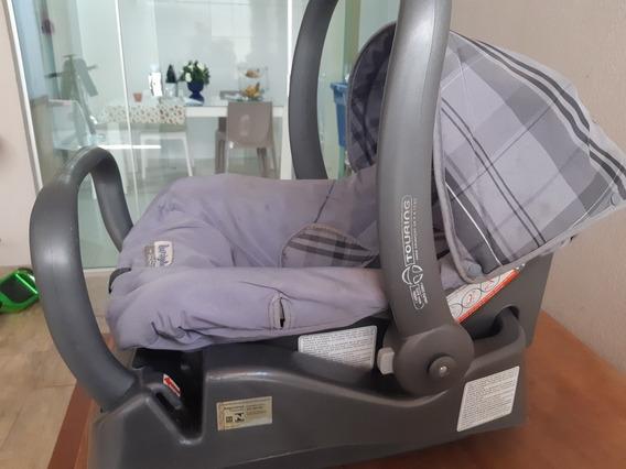 Bebê Conforto Burigotto Touring + Base Automotiva