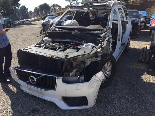 Volvo Xc90 D5 Momentum 2017 - Sucata Para Venda De Peças