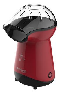Pipoqueira elétrica Cadence Pop Movie POP205 ar quente vermelho 1200W 127V