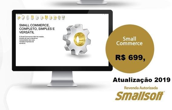 Atualização Small Commerce 2019 -nfc-e/sat
