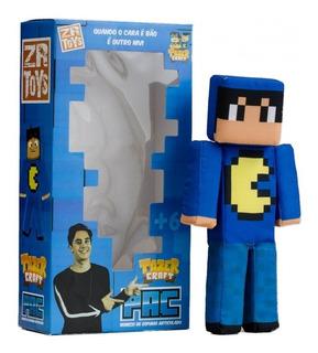 Boneco Tazer Craft Pac - Zr Toys - Original - C3037