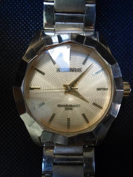 Relógio Atlantis , Unissex Novo Usado Como Mostruario