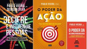 Decifre E Influencie Pessoas + O Poder Ação + Paulo Vieira