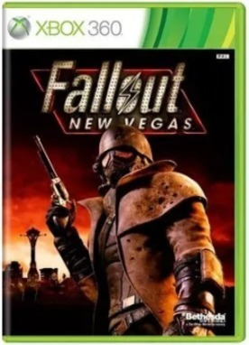 Fallout New Vegas Xbox 360 Xbox One Original Frete R$12