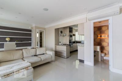Apartamento No 6º Andar Mobiliado Com 2 Dormitórios E 2 Garagens - Id: 892926980 - 226980