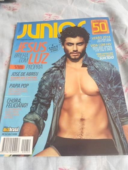 Revista Junior 50 Jesus Luz Gay