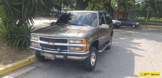 Chevrolet Grand Blazer 4x4