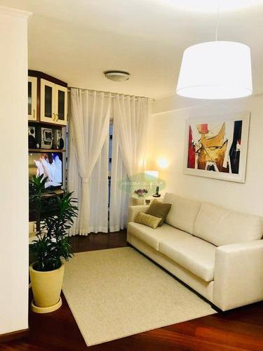 Apartamento Com 3 Dormitórios À Venda, 64 M² Por R$ 393.000,00 - Vila Anhangüera - São Paulo/sp - Ap4756