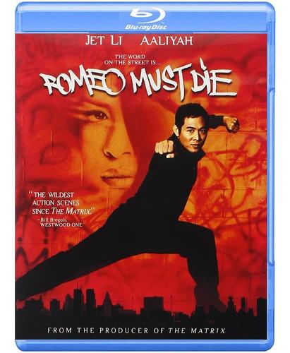 Imagen 1 de 3 de Blu-ray Romeo Must Die / Romeo Debe Morir