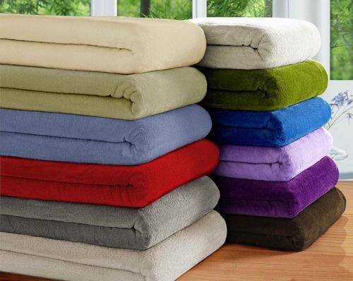 Kit 10 Cobertor Manta Pet Cachorro Gato 0,95 X 0,85cm Soft