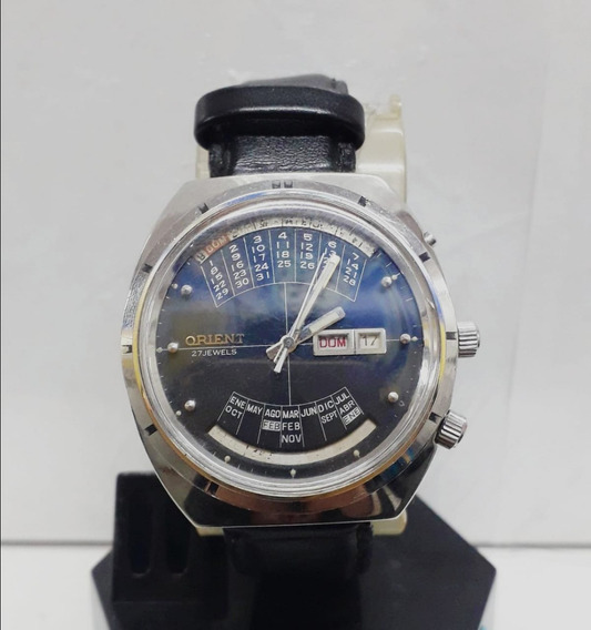 Reloj Orient Perpetual Automático