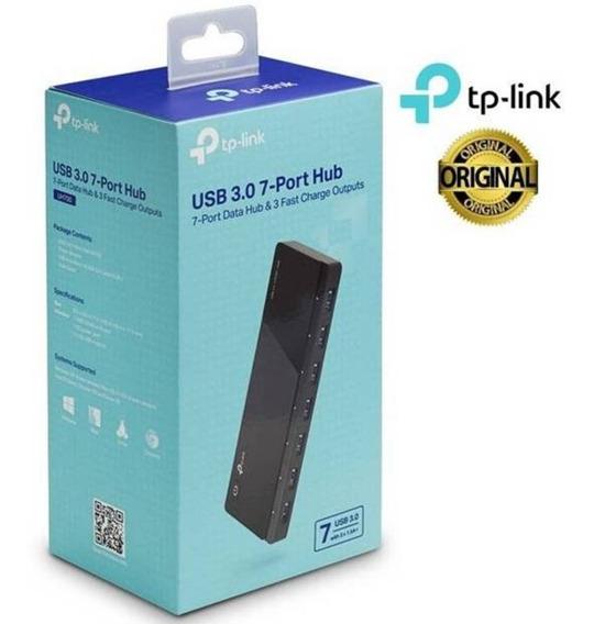 Hub Tp-link Usb 3.0 Uh700 7 Portas 5gbps 3fast Envioimediato