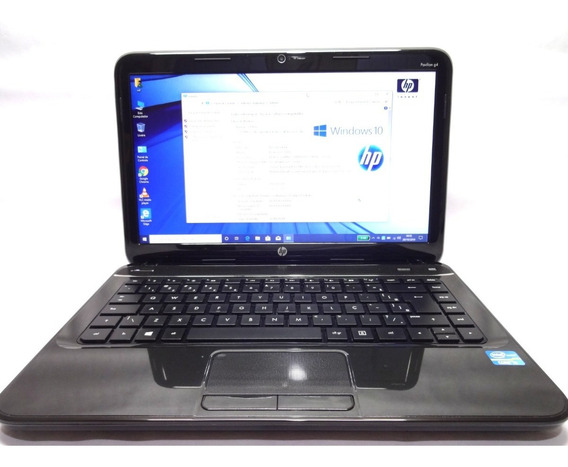 Notebook Hp G4 2250 Core I3 3110m 6gb 500gb W10 Black Friday