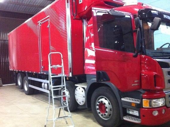 Scania P 310 Refrigerado -26c