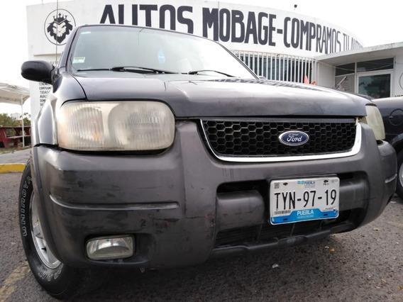 Vendo/cambio Ford Escape ´01 Desde $885.72 Quincenales
