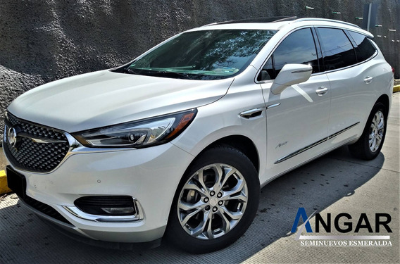 Buick Enclave 2019 3.6 Avenir 4x4 At