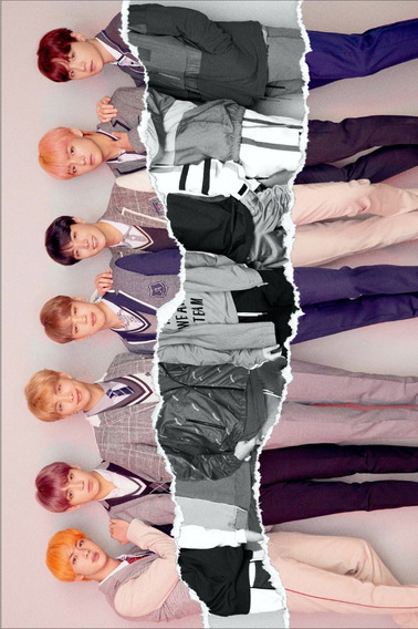 Poster Bts, Kpop X 10 Unid.