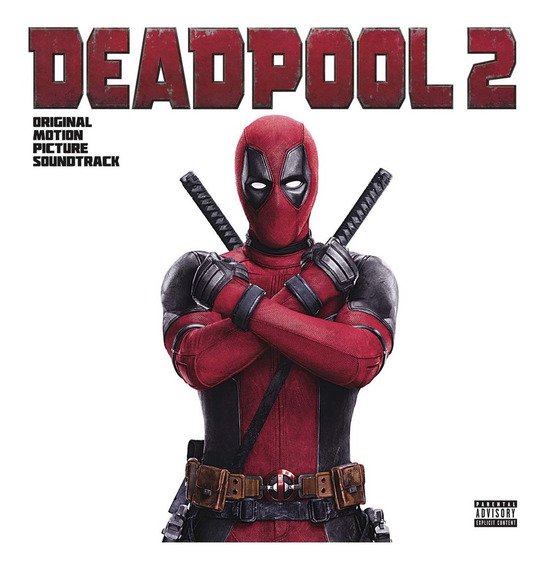 Soundtrack Deadpool 2 Vinilo Lp Nuevo En Stock