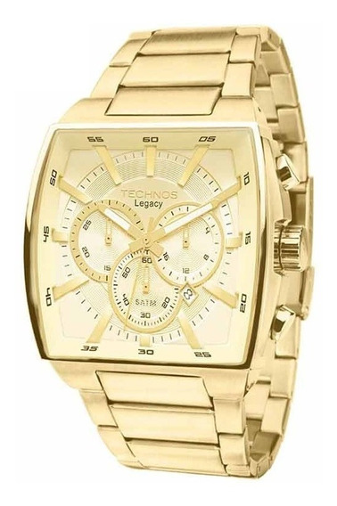 Relógio Technos Masculino Classic Legacy Js25al/4x