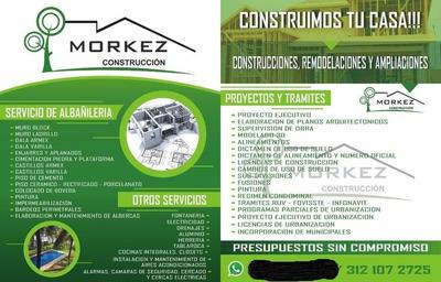 Remodelaciones, Ampliaciones E Impermeabilizaciones Morrkez