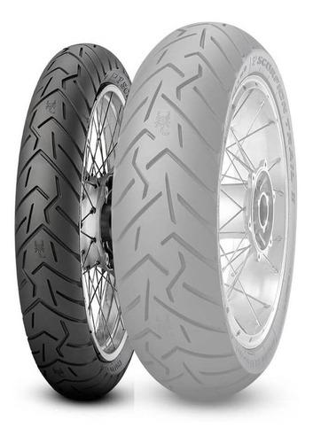 Cubierta 120 70 17 Pirelli Scorpiontrail 2 Suzuki Tl 1000r