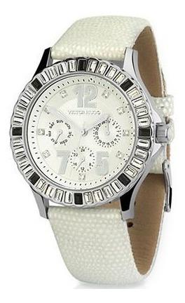 Relógio Victor Hugo Branco - 10008lss/011