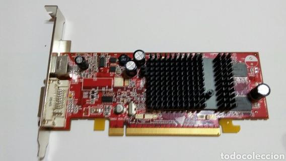 Tarjeta De Video Ati Radeon X600 128 Mb Dvi Pci-express